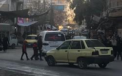 Thị trường xe hơi Syria