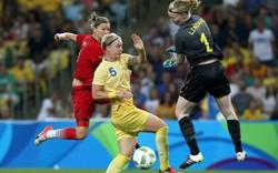 Bóng đá nữ Thụy Điển nỗ lực đối phó bất bình đẳng