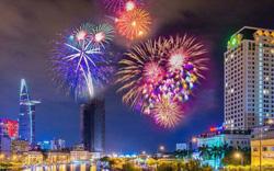 Dịp lễ 30/4, TP Hồ Chí Minh sẽ bắn pháo hoa tại 3 điểm