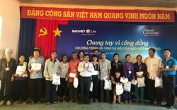 Bảo Việt Nhân thọ khám bệnh miễn phí và tặng quà cho 500 người nghèo, gia đình có công với Cách mạng tại tỉnh Bình Phước