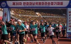 Du khách tăng vọt: Triều Tiên