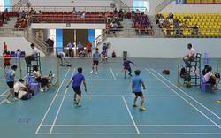 Giải Cầu lông - Bóng bàn trung, cao tuổi tỉnh Lào Cai năm 2019 thành công tốt đẹp