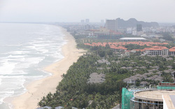 Đà Nẵng: Điều chỉnh dự án lối xuống biển khu vực giữa dự án khách sạn Furama và quần thể đô thị du lịch Ariyana