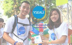 Học bổng YSEALI đi tìm Thủ lĩnh trẻ mùa thu 2019