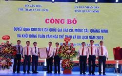 Trà Cổ, Quảng Ninh được công nhận là khu du lịch quốc gia