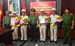 Đà Nẵng: Bổ nhiệm, điều động nhiều lãnh đạo công an cấp phòng, quận