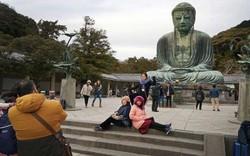 Đến Kamakura, Nhật Bản: Đừng ăn khi đi dạo bộ