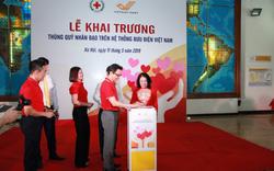 Khai trương Thùng quỹ Nhân đạo trên hệ thống Bưu điện Việt Nam