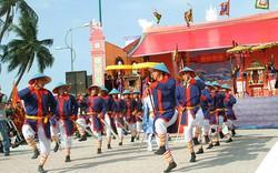 Hơn 300 nghệ nhân, ngư dân tái hiện Lễ hội cầu ngư