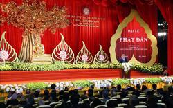 Thủ tướng: Mỗi người chúng ta chính là sứ giả của Đức Phật, cùng quan tâm, chia sẻ, hiện thực hóa thông điệp về hòa bình, đoàn kết, yêu thương