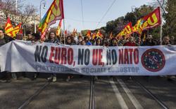 Rối ren trước bầu cử châu Âu: Cơn
