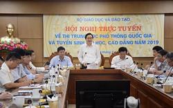 Lãnh đạo ba 'điểm nóng' thi cử Hà Giang, Hòa Bình, Sơn La quyết tâm tổ chức Kỳ thi THPT quốc gia 2019 nghiêm túc