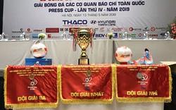 Khai mạc giải bóng đá các cơ quan báo chí toàn quốc 2019 khu vực miền Bắc
