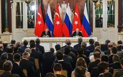 Xói mòn lộ tuyến với Nga: Thổ