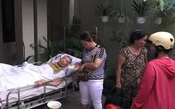 Giải cứu cụ ông bị liệt trong ngôi nhà bốc cháy