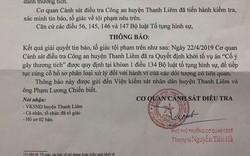 Vụ đánh người gây thương tích ở Hà Nam: Gia đình nạn nhân mong muốn làm rõ có hay không chuyện bảo kê xe khách