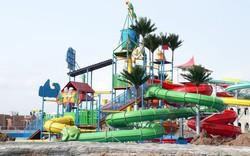 Ngày 10/6 sẽ khai trương công viên nước lớn nhất Hà Nội