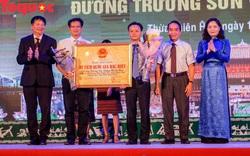 Thừa Thiên Huế đón nhận bằng xếp hạng Di tích Quốc gia đặc biệt Đường Trường Sơn - Đường Hồ Chí Minh