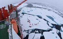 Nga, Trung nỗ lực hết mình cho Con đường tơ lụa vùng cực