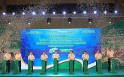 Gần 4.000 người tham dự Lễ phát động toàn dân tập luyện môn bơi, phòng, chống đuối nước trẻ em năm 2019