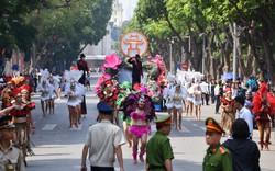 Hà Nội lần thứ 2 tổ chức Carnival đường phố quanh phố đi bộ Hồ Gươm