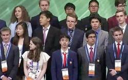 Vũ Hoàng Long, học sinh miền núi Lào Cai đoạt giải Ba cuộc thi  Khoa học kỹ thuật Quốc tế 2019 tại Mỹ