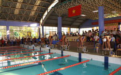 Thừa Thiên Huế phát động học sinh tập luyện môn bơi phòng, chống đuối nước