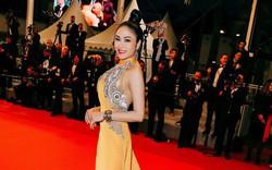 Hoa hậu Tuyết Nga tại Cannes: Tự hào khi khoác lên mình bộ trang phục mà nhìn vào có thể biết tôi là người Việt Nam