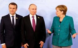 Nga, Đức, Pháp