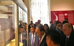 Gần 300 hiện vật văn hóa cổ của Việt Nam lần đầu tiên được trưng bày cùng các tuyệt tác nghệ thuật hàng đầu của thế giới tại Nga
