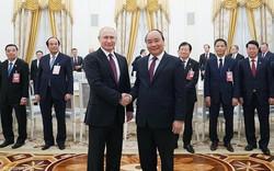 Quan hệ Đối tác chiến lược toàn diện Việt – Nga có độ tin cậy cao