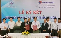 Đà Nẵng và Vietravel hợp tác phát triển du lịch