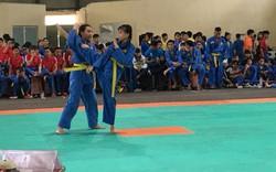 Khai mạc Giải Vovinam trẻ và vô địch tỉnh Đồng Tháp năm 2019
