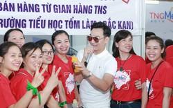 Cán bộ nhân viên Tập đoàn TNG Holdings Vietnam gây quỹ xây trường học cho trẻ em vùng cao
