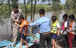 Khu vực Đồng bằng sông Cửu Long có tỷ lệ phòng học kiên cố hóa bình quân thấp nhất cả nước