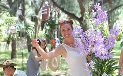 Rực rỡ Lễ hội hoa lan toàn quốc 2019 tại Nha Trang