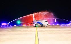 Sân bay tư nhân Vân Đồn đón chuyến bay quốc tế đầu tiên