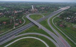 Lãi phát sinh của dự án cao tốc Hà Nội - Hải Phòng đã lên đến trên 800 tỷ đồng