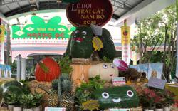 Lễ hội trái cây Nam Bộ lần thứ 15 kéo dài suốt 3 tháng hè