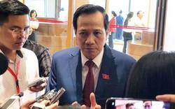 Bộ trưởng Đào Ngọc Dung: Tăng tuổi nghỉ hưu không có nghĩa là người già tranh chỗ làm của người lao động trẻ