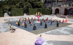Hé lộ những hình ảnh đầu tiên về show nghệ thuật đẳng cấp quốc tế trên đỉnh Bà Nà