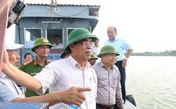 Chủ tịch tỉnh Quảng Trị trực tiếp kiểm tra, chỉ đạo xử lý nghiêm nạn