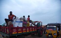Siêu bão lốc xoáy Fani có gì khiến Ấn Độ phải di tản hơn một triệu người?