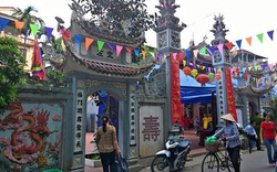 Bộ VHTTDL cho ý kiến thẩm định Dự án tu bổ, tôn tạo 02 di tích trên địa bàn thành phố Hà Nội