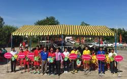 Sôi nổi giao lưu thể thao Đồng Tháp và Prayveng – Campuchia