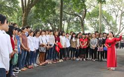 Hội thảo tuyển sinh và đào tạo trong lĩnh vực văn hóa nghệ thuật, thể dục thể thao và du lịch