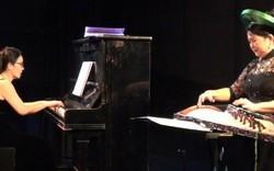 Hòa tấu nhạc cụ cổ truyền Việt Nam và đàn dương cầm tại Pháp