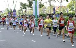 Gần 700 vận động viên tham gia Giải chạy Việt dã hưởng ứng Festival Biển 2019