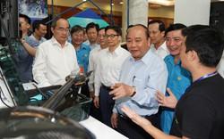 Sáng nay, Thủ tướng đối thoại với khoảng 1.000 công nhân kỹ thuật cao