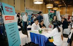 Hơn 40 doanh nghiệp tham gia Ngày hội việc làm Pháp - Việt lần thứ sáu